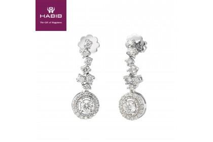 Bulibu Diamond Earrings