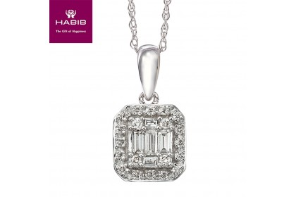 Fire on Ice Zuhura Diamond Necklace 25086(N)