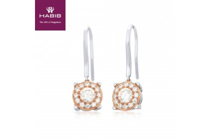Acacia Diamond Earrings