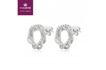 Too Nikko Diamond Earrings