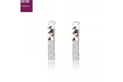 Orion 750/18K White Gold Earrings (1.43G)