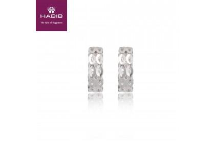 Arcturus 750/18K White Gold Earrings (1.97G)