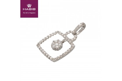 Adore Pollux Diamond Pendant