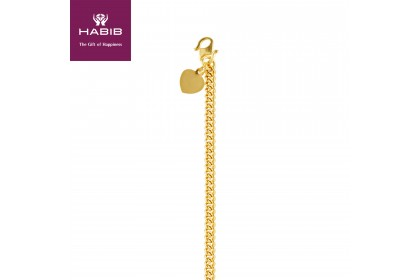 Sauh Lama Kosong Gold Bracelet (12.25G) GW012