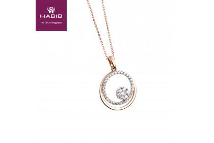 Adore Candra Diamond Necklace