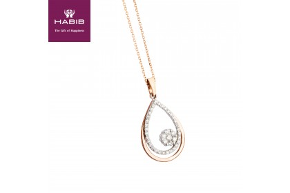 Adore Kirana Diamond Necklace
