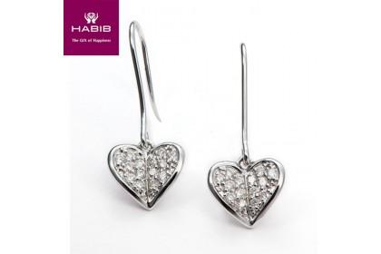 My Complete Heart Diamond Earrings