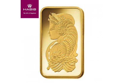 PAMP Suisse 10.00G Gold Bar - Lady Fortuna