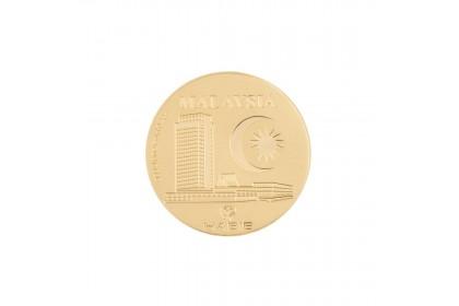 HABIB Parlimen Gold Wafer, 999 Gold (0.20G)