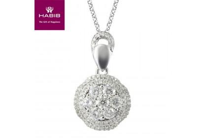 HABIB Amaryllis Diamond Pendant