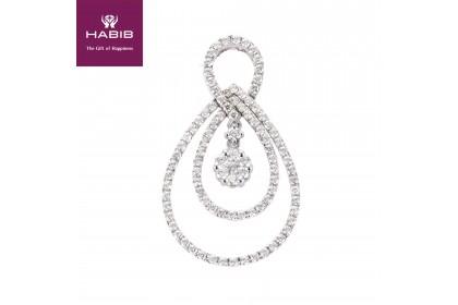 Adore Ovalis Diamond Pendant