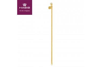 Sauh Lama Kosong Gold Bracelet (13.03G) GW012