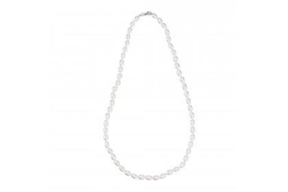 White Pearl Jewellery Set