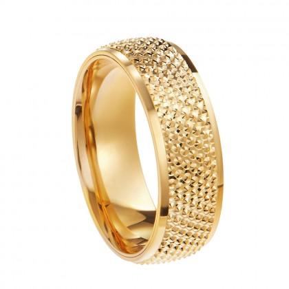 Oro Italia 916 Yellow Gold Ring (3.83G) GR44541220