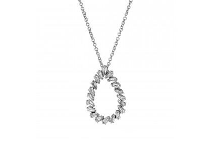 Nicole Diamond Necklace