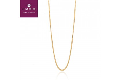 Sauh Lama Kosong Gold Necklace (25.46G) GC007