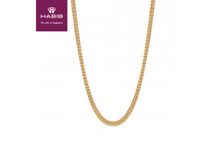 Sauh Lama Kosong Gold Necklace (14.20G) GC007