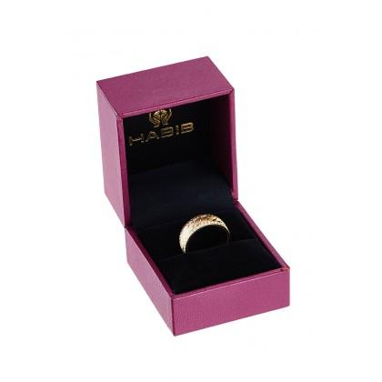 Oro Italia 916 Yellow Gold Ring (5.75G) GR4033