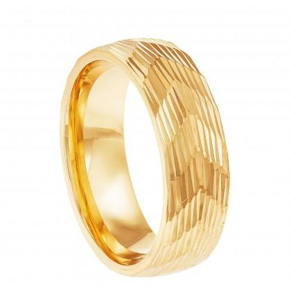 Oro Italia 916 Yellow Gold Ring (4.26G) GR45860421