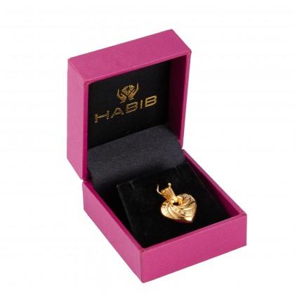Oro Italia 916 Yellow Gold Pendant (1.43G) GP51240521