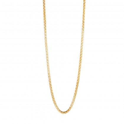 Oro Italia 916 Yellow Gold Necklace (13.81G) GC25170520