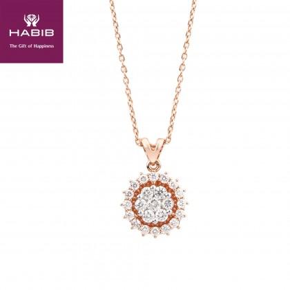 Amora Diamond Necklace 25742(N)